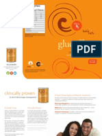GlucAffect with LunaRich Brochure