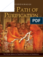 The Path of Purification (Visuddhimagga)