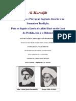 Al-Muradját traduzido por Aiiub João Adriano Silva