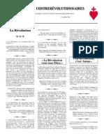 Documents Contre-révolutionnaire - La révolution