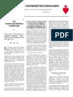 Documents Contre-révolutionnaires - Vendée