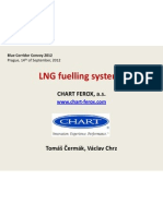 LNG fuelling systems