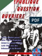 La république Et La Question Ouvrière