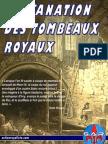 Profanation Des Tombeaux Royaux