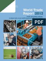 WTO - World Trade Report 2012