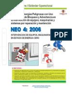 Neo04-Control de energías peligrosas con uso de sistemas de bloqueo y advertencia