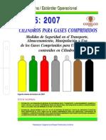 Neo05-Cilindros Para Gases Comprimidos