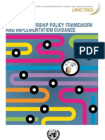 UNCTAD - Entrepreneurship Policy Framework and Implementation Guidance