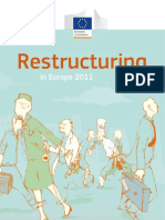 Restructuring in Europe 2011