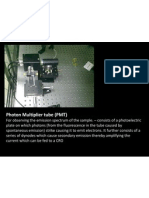 Doppler Free Spectroscopy