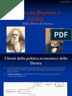 L'Italia da Depretis a Giolitti
