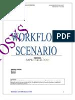 PO Change - SAP Workflow Scenario