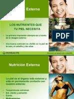 Nutricion Externa Presentacion Larga. Diapositivas