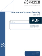 00 - Information System Security Description