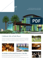 Park Plaza Brochure