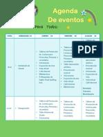 Agenda General V Feria del Libro Ocaña