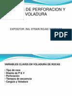 Peforacion y Voladura