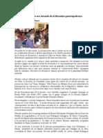 Cerró con broche de oro Jornada de la literatura puertopadrense