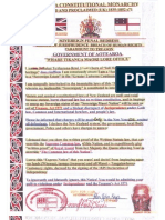 Sovereign Penal Redress