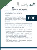 Seminario Auditoría Interna de Alto Impacto PDF