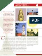 El milagro eucarístico de Augsburg, Alemania