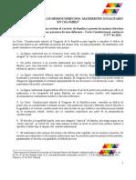 Resumen Ejecutivo Intervencion Colombia Diversa 1 Octu 2012