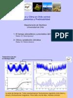 Clima en Chile