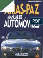 o304 Libro Mecanica Vehiculo Automovil AriasPaz DOSSAT PDF ES 8489656584 2004