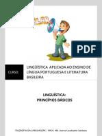 Principios Basicos de Linguistica