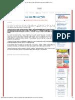 11-09-2012 DiarioCaMBIO - Edil Acepta Diferencias Con Moreno Valle