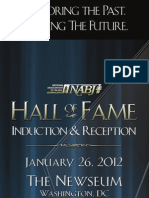 2012 NABJ HOF Program Guide