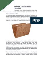 Escritório doméstico - como arquivar documentos pessoais