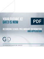 Gat3 Application