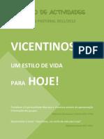 Plano de Actividades JMV Portugal 2011/2012