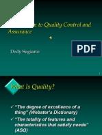 01 Pengantar Pengendalian Kualitas