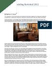 Kitchens Remodeling Revisited 2012