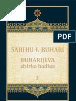 Buharijeva Zbirka Hadisa - 2. Tom (1. Dio)
