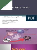 Deteksi Dini Kanker Serviks (Indonesia) - Dr.mayun Mayura SpOG
