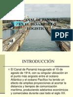 Ponencia - El Canal de Panama en El Desarrollo Logistico