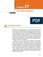 Chapter 27-The Solar System