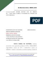 Exclusao Dependente (Raimunda Belo Cardoso) Inss -Protocolar