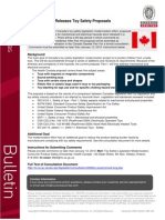 Canada New Consumer Product Safety- Bulletin_09B-186