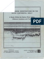 Archaeological Investigations on the Outer Continental Shelf