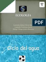 propiedades y ciclo del agua