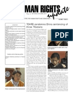 Human Rights update 2009 - April
