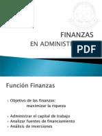 Material Finanzas en Administracion