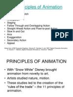 11 Principles of Animation