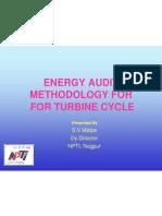 Turbine Heat Rate and Efficiecy