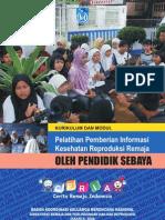 Modul Dan Kurikulum Krr Untuk Pendidik Sebaya 2008
