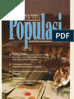 Populasi Volume 16, Nomor 1, Tahun 2005